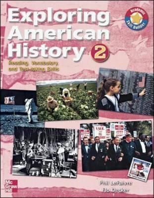 Exploring American History: Reading, Vocabulary, and Test-taking skills 2 (1800-Present) Audiocassette