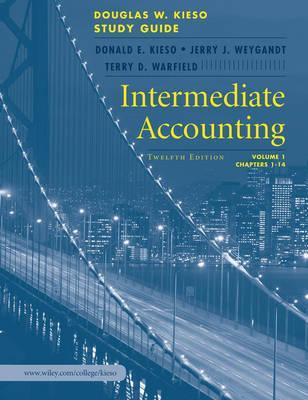 intermediate accounting study guide volume i chapters 1 14 by rh goodreads com Intermediate Accounting Spiceland intermediate accounting kieso study guide pdf