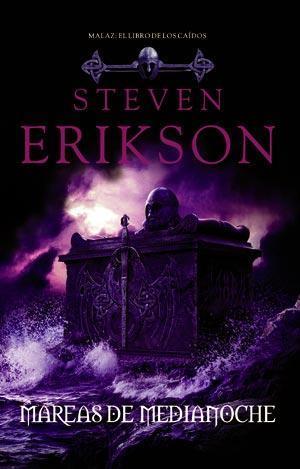 Mareas de medianoche by Steven Erikson