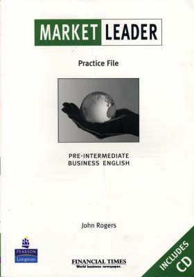 Market Leader Practice File Pack Book & CD - Low Intermed