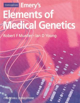 Emery's Elements Of Medical Genetics FB2 MOBI EPUB por Robert F. Mueller 978-0443059025