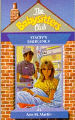Stacey's Emergency (The Babysitters Club, #43)