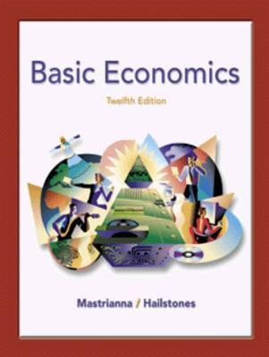 Basic Economics with Infotrac College Edition