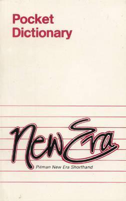 Pitman New Era Shorthand Pocket Dictionary