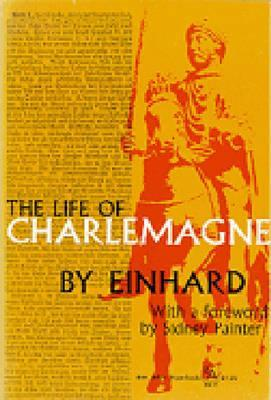 einhard life of charlemagne bias