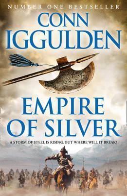 Empire of Silver (Conqueror, Book 4) por Conn Iggulden
