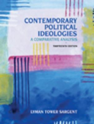 Contemporary Political Ideologies: A Comparative Analysis