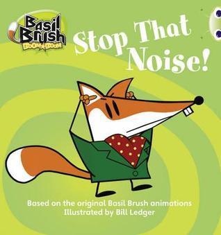 Basil Brush: Stop That Noise!