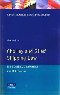 EPUB Download Chorley And Giles' Shipping Law