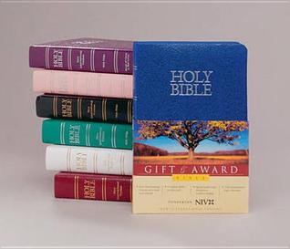 NIV Deluxe Gift and Award Bible White Case of 32