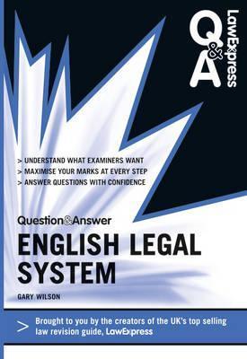 English Legal System Law