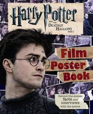 Harry Potter and the Deathly Hallows Film Poster Book