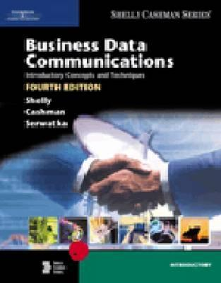 Business Data Communications: Introductory Concepts and Techniques
