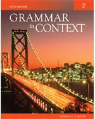 Grammar in Context Book 2