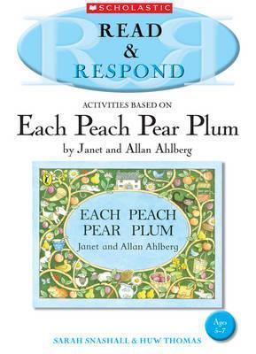 Activities Based on Each Peach Pear Plum