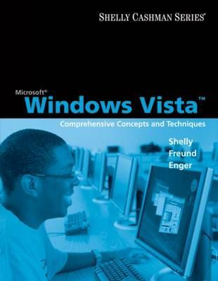 Microsoft Windows Vista: Comprehensive Concepts and Techniques