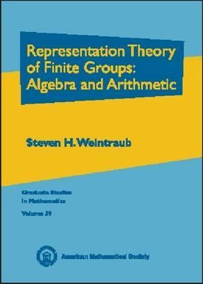 Representation Theory of Finite Groups: Algebra and Arithmetic