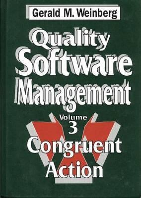 Quality Software Management V 3 – Congruent Action