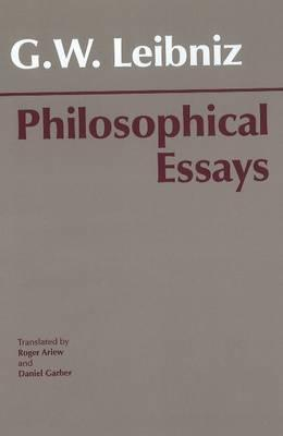 philosophical essays by gottfried wilhelm leibniz 649465