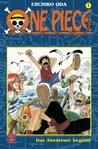 One Piece, Bd.1, Das Abenteuer Beginnt (One Piece, #1)