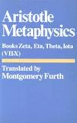 Metaphysics: Books 7-10
