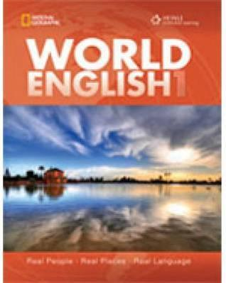 World English, Middle East Edition, 1: Real People, Real Places, Real Languages, Student Book and Cdr