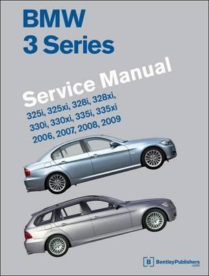BMW 3 Series Service Manual (E90, E91, E92, E93) 2006, 2007, 2008, 2009 Service Manual