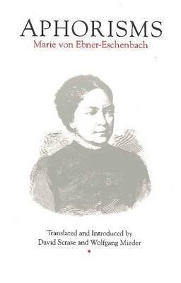 marie von ebner-eschenbach biography of michael
