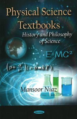Physical Science Textbooks: History and Philosophy of Science