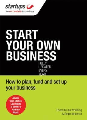 Start Your Own Business 2011