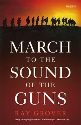 World war 1 novels shelf march to the sound of the guns sciox Gallery