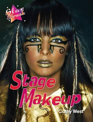 Stage Makeup. by Steve Rickard