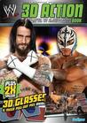 WWE 3D Action Book Winter 2010