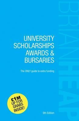 University Scholarships, Awards & Bursaries.