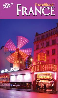 AAA France Travel Book