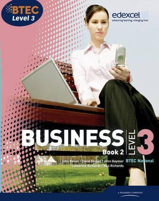 Btec Level 3 National Business. Student Book 2