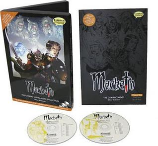 Macbeth the Graphic Novel Original Text and Audio Collection Original Text Original Text Book and Audio CD ROM Bundle