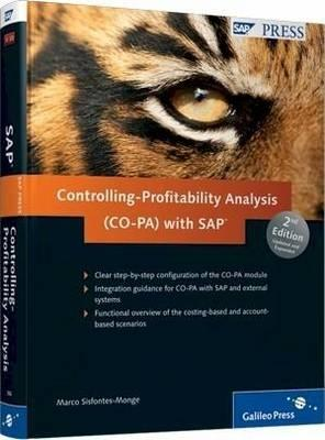 Controlling-Profitability Analysis with SAP por Marco Sisfontes-Monge