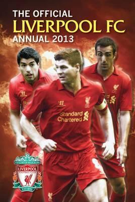 Official Liverpool FC Annual 2013