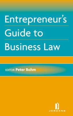 Business Law - A Guide for Entrepreneurs