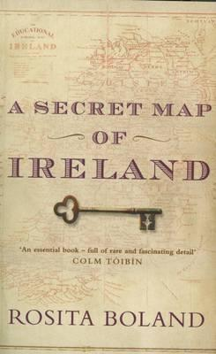 Map Of Ireland Book.A Secret Map Of Ireland By Rosita Boland