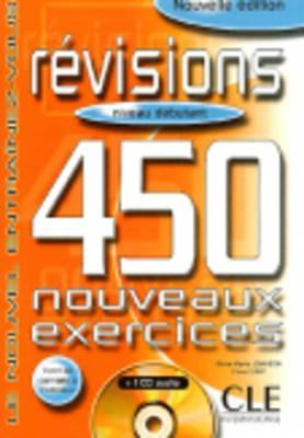 Revisions 250 Exercises Textbook + Key + Audio CD (Beginner A1/A2) por Anne-Marie Johnson, Flore Cuny