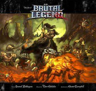 The Art of Brütal Legend por Daniel Bukszpan, Tim Schafer, Scott C.