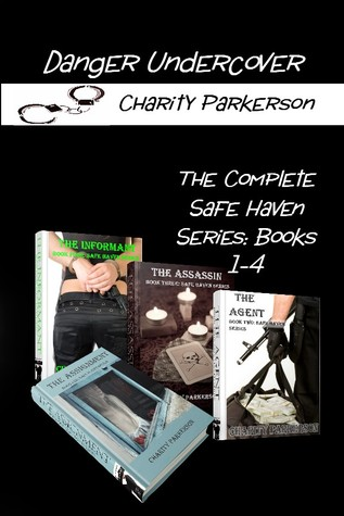 Danger Undercover by Charity Parkerson