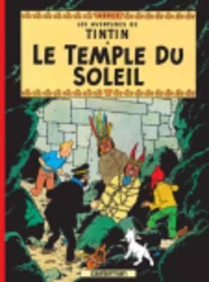 Le Temple du Soleil(Tintin 14)