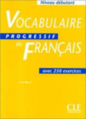 Vocabulaire progressif du franais niveau dbutant by claire miquel 1866347 fandeluxe Image collections