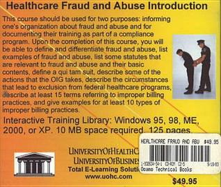 Healthcare Fraud & Abuse Introduction