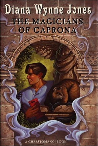 The Magicians of Caprona by Diana Wynne Jones