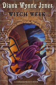 Witch Week (Chrestomanci, #3)