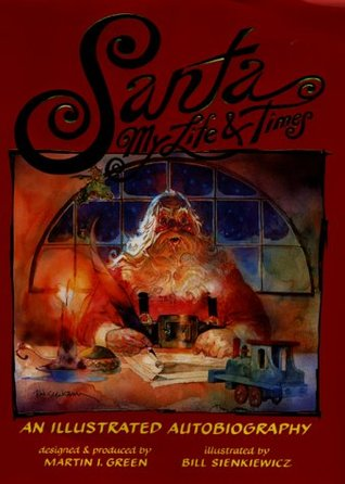Santa by Martin I. Green